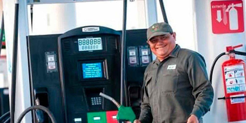 gasolineras PEMEX