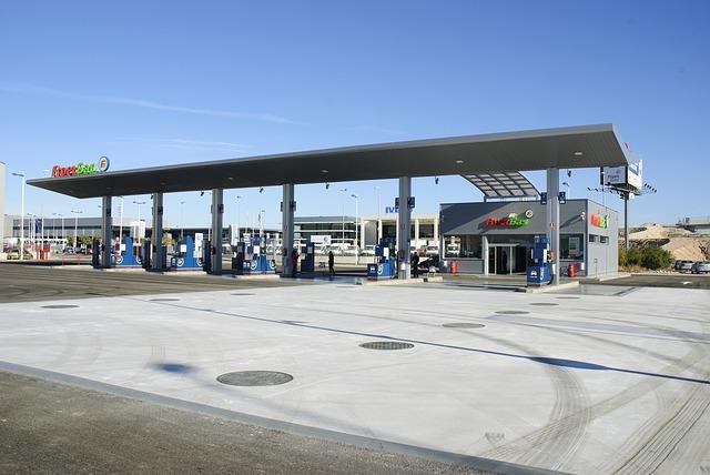 Las gasolineras Mexicanas