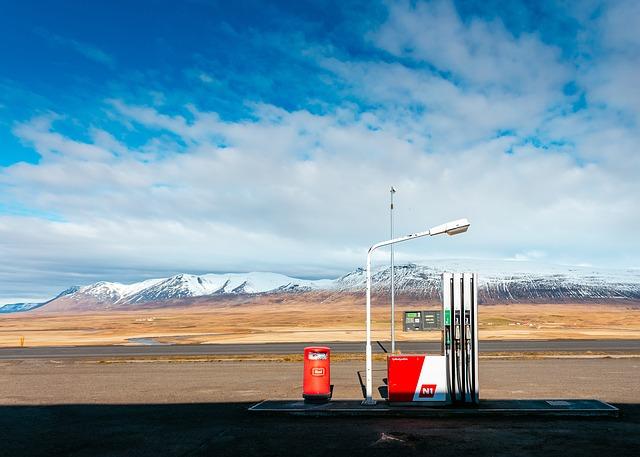 las gasolineras