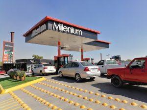 Gasolineras con mayor penetración en el Norte del País