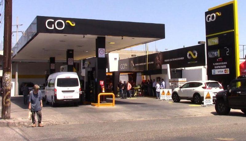 Gasolineras Europeas