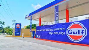 Gasolineras Gulf
