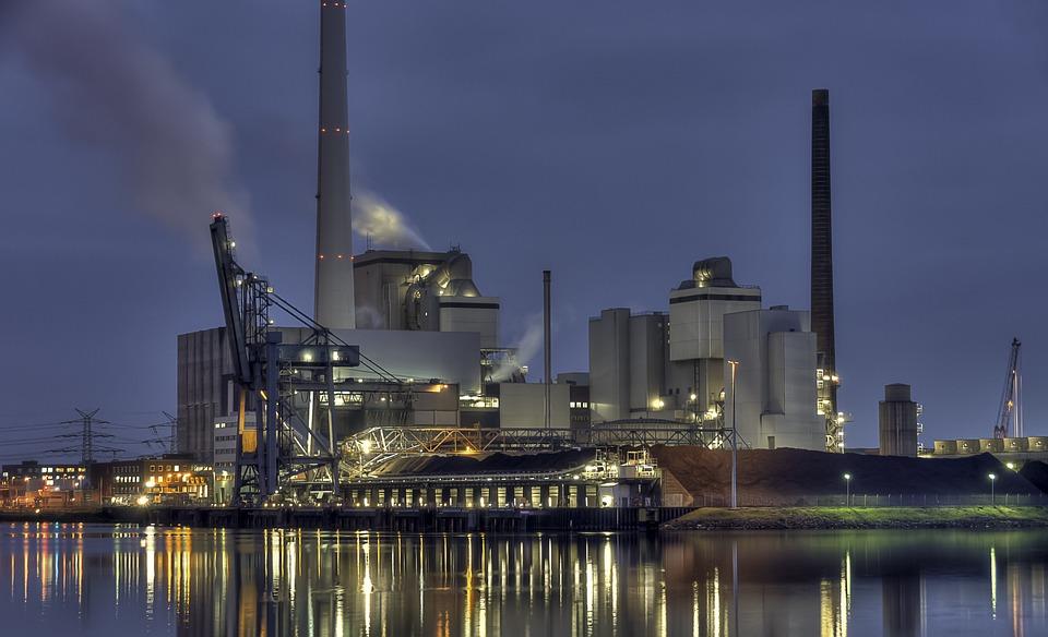 Las refinerías de hidrocarburos