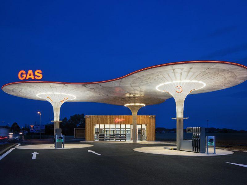 cambio de imagen gasolineras mexicanas